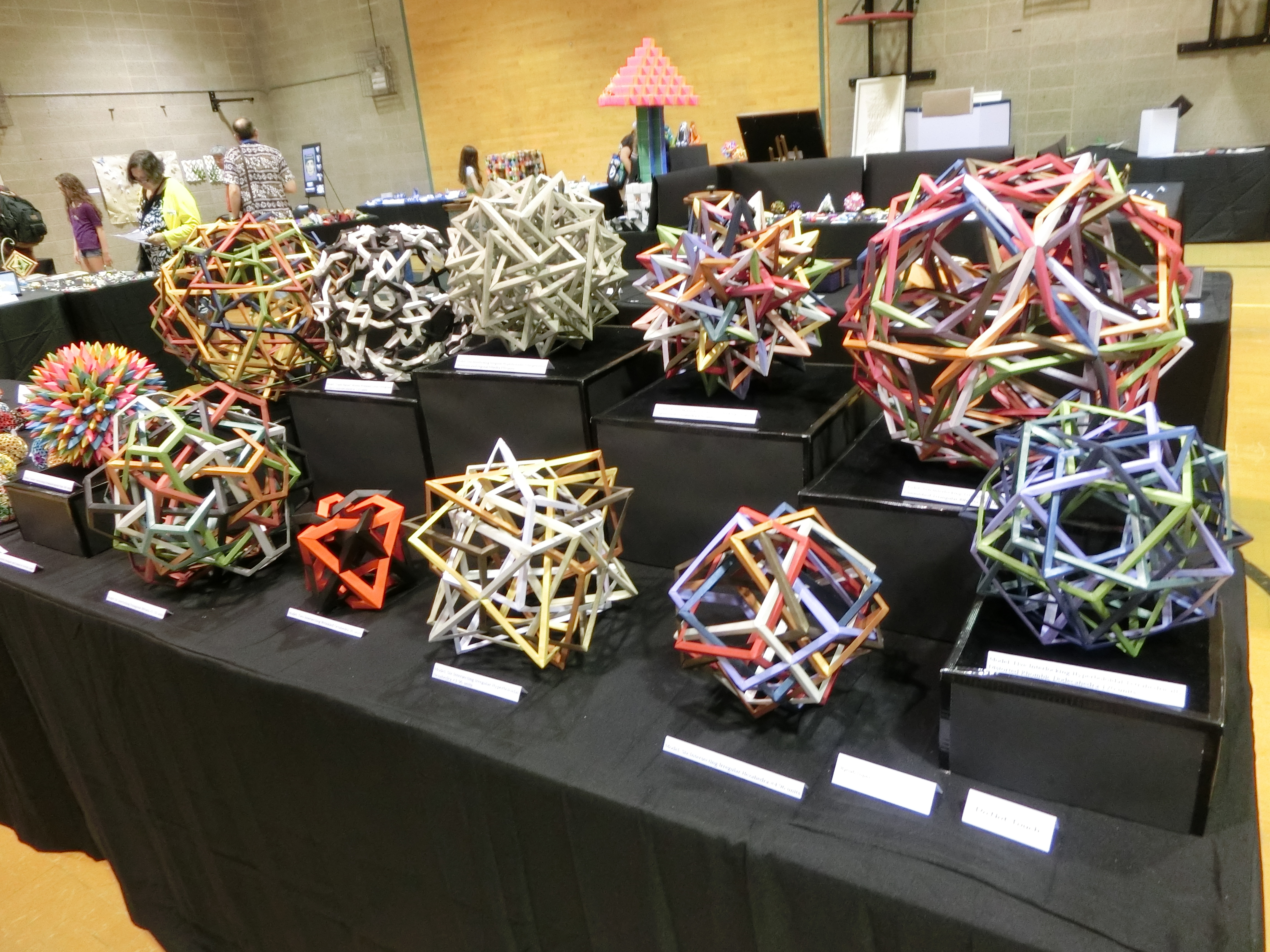 Modular Origami Models Probably The Easiest But Require A Decent Level Of Patience And Precision